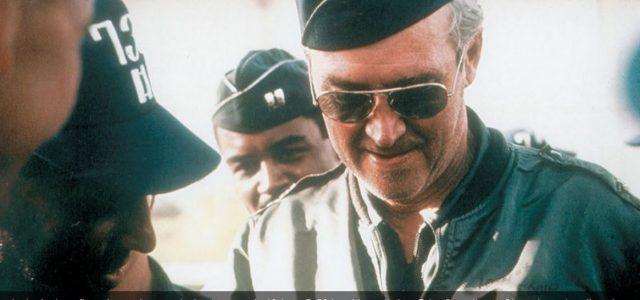 Jimmy Stewart over Vietnam