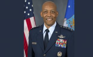 22nd Air Force chief of staff Confirmed