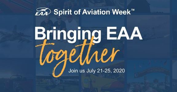 Event News! EAA Spirit of Aviation Week