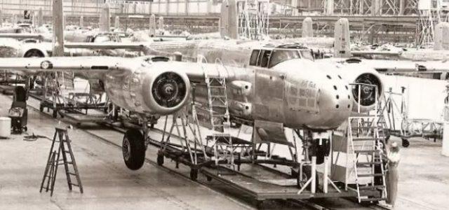 B-25 8-Gun Strafer Nose Restoration