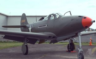 P-39 Airacobra: Up Close and Personal [VIDEO]