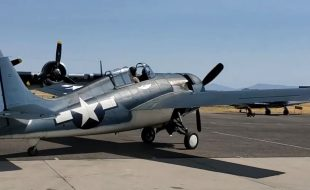 CAF Wildcat Heads to Hawaii