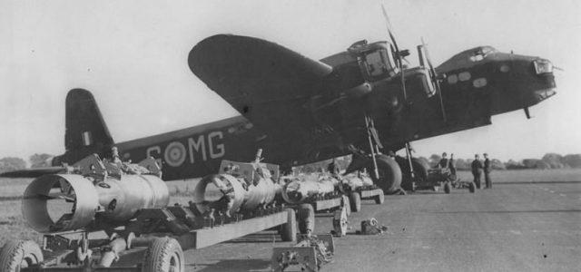 RAF Short Stirling Recovered