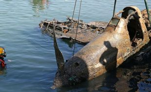 Black Sea Salvage: P-39 Airacobra