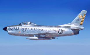 FAI Record F-86D Sabre
