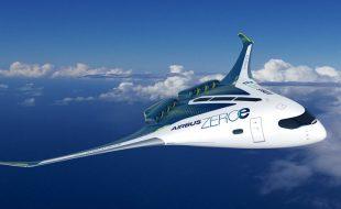 Airbus Reveals Zero-Emission Concept Planes
