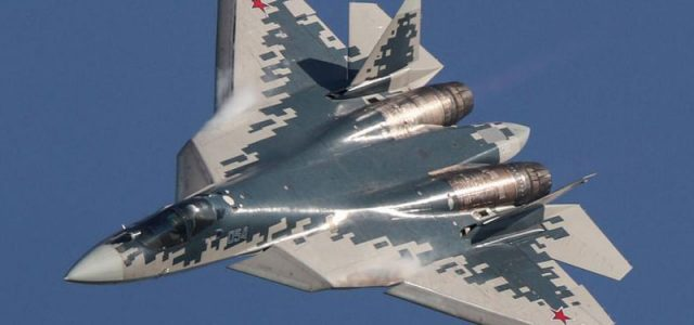 Russian & Chinese Stealth Fighters