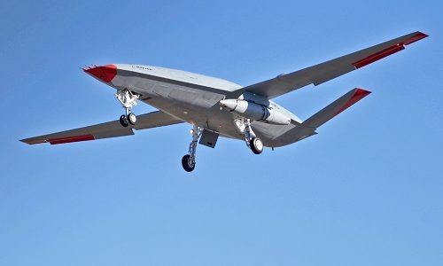 Boeing's Uncrewed Refueler