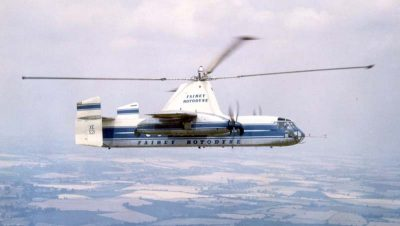 Fairey Rotodyne Compound Gyroplane