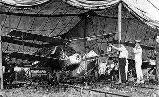 Kettering Bug (USAF photo)