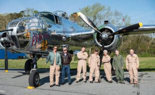 B-25 Flight Training