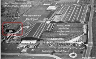 Save the Original Spitfire Flight Shed