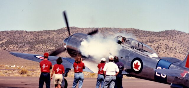 Reno Air Race Memories